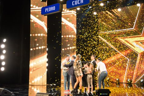 Bia E Camila Got Talent Portugal 5 «Got Talent Portugal»: Mais Um Botão Dourado No 3º Programa