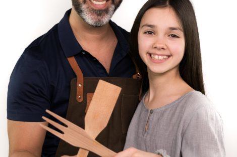 Chef de Família Chef Henrique Sá Pessoa com novo programa