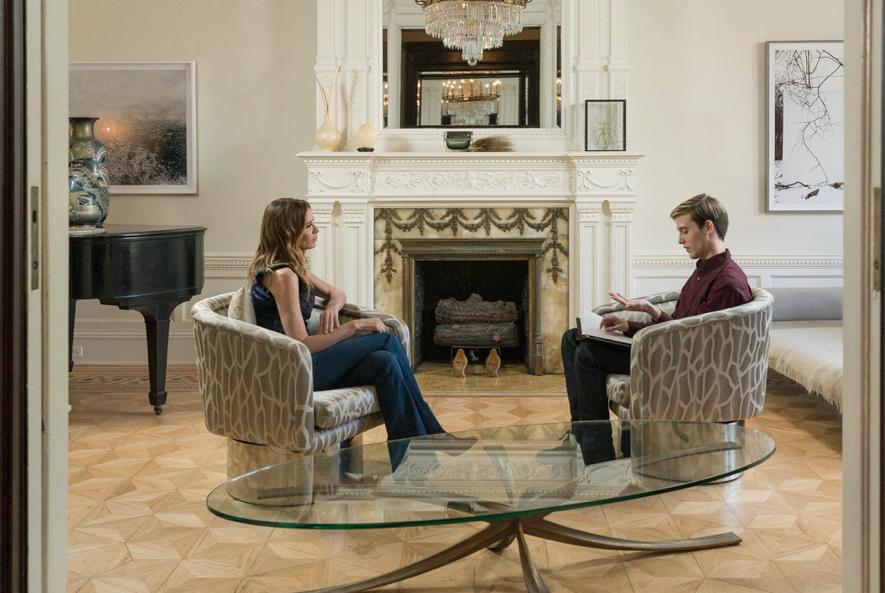 Hollywoodmedium «Hollywood Medium» Regressa Hoje Ao E!. Jim Parsons É Um Dos Convidados Da Temporada.