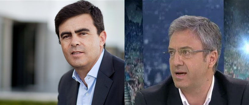 José Fragoso Carlos Daniel Mudanças Nas Direções De Programas E Informação Da Rtp1