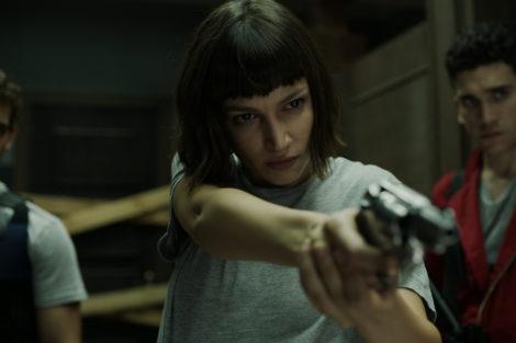 La Casa De Papel «La Casa De Papel»: Netflix Apresenta Trailer Oficial