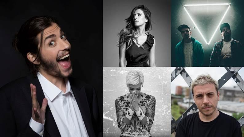 Artistas Festival Eurovisao Da Cancao 2018 Conheça Os Artistas Que Vão Atuar Na Final Do Festival Eurovisão Da Canção