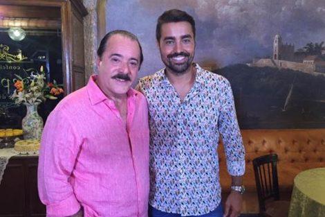 Image002 5 Ricardo Pereira Entrevista Tony Ramos No Segundo Episódio De «Sem Cortes»