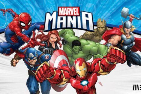 Marvel Mania Meo Com Canal Especial Marvel Mania
