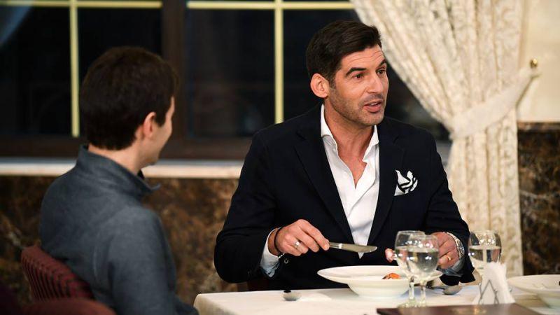 Paulo Fonseca Ex-Treinador Do Fc Porto É Convidado Do «Masterchef Junior» Ucraniano