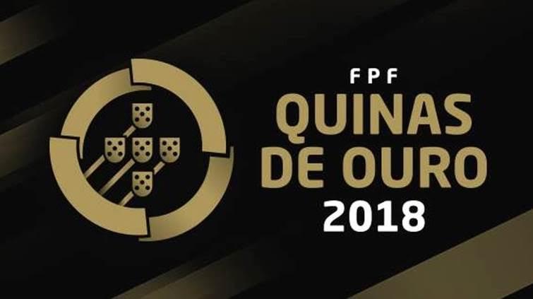 Quinas De Ouro 2018 «Gala Quinas De Ouro» É Transmitida Pela Rtp