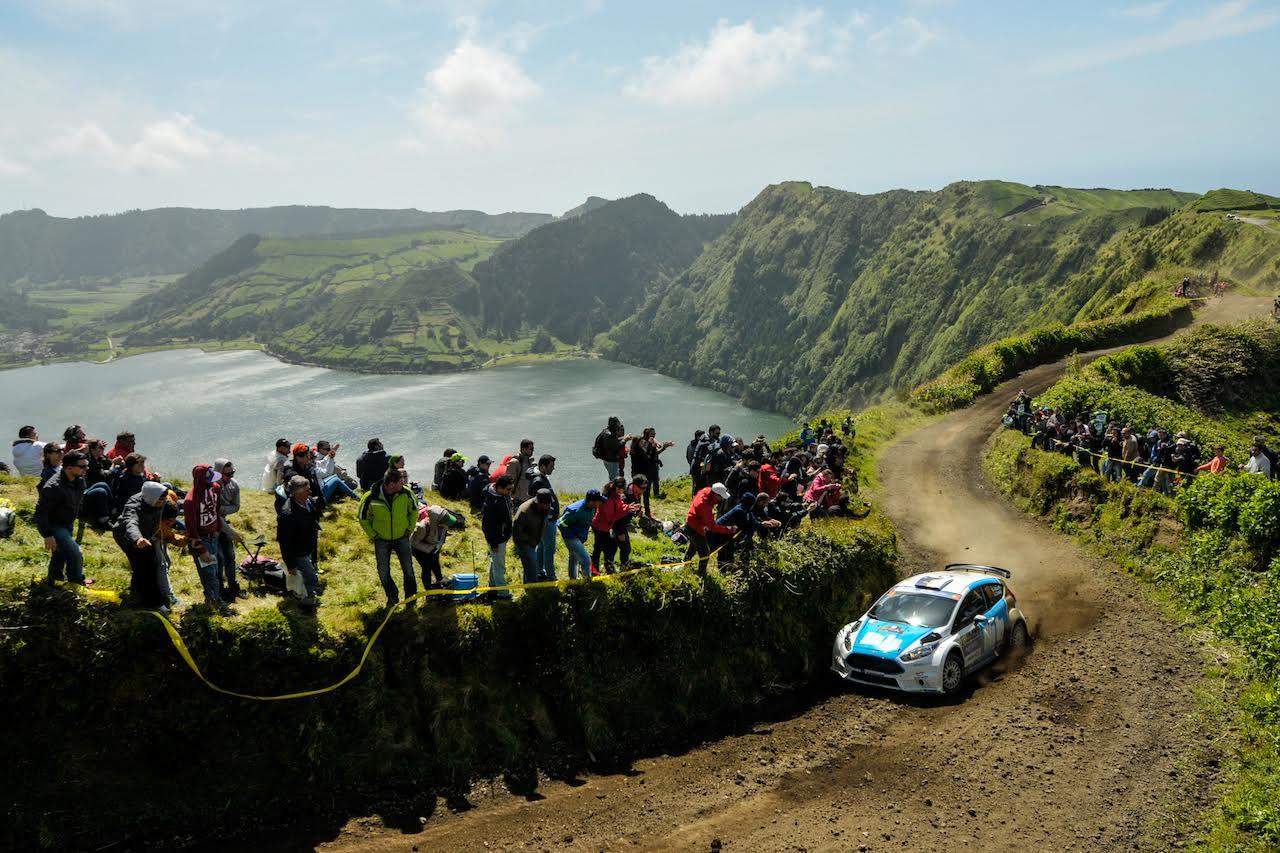 Rali Sao Miguel Acores Rali Dos Açores Com Transmissão Na Eurosport