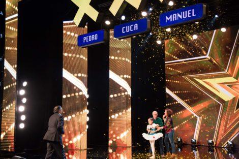 Sofia Rosado Got Talent Portugal 2018 «Got Talent Portugal». Botão Dourado No 2º Programa