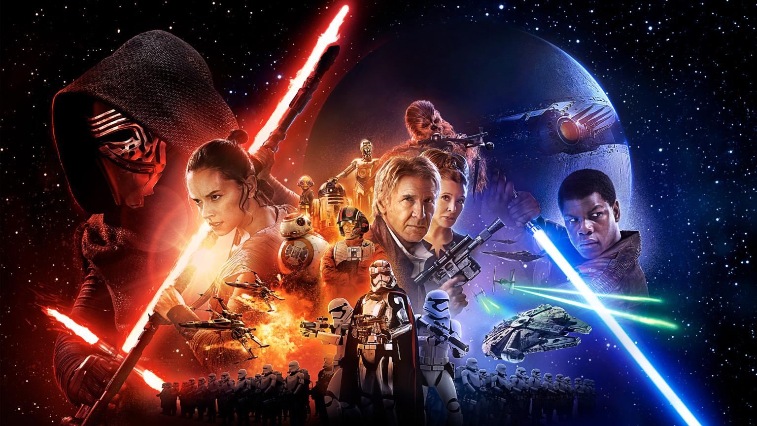 Star Wars Especial Star Wars Liderou Audiência Do Cabo
