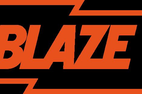 Blaze Logo Novo Canal Por Cabo Chega A Portugal