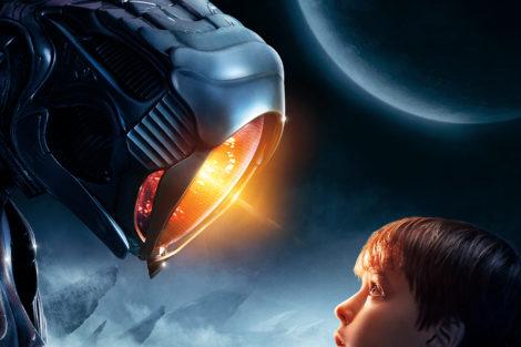 Lostinspace Vertical Main Pre Por Netflix Apresenta Primeiro Trailer De «Perdidos No Espaço»