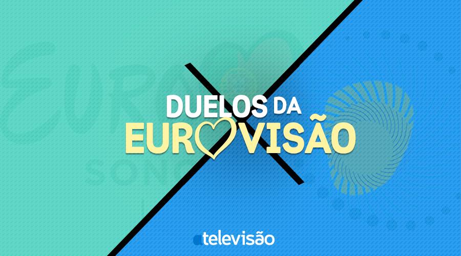 Batalha De Lisboa Peq 1 Duelos Da Eurovisão 2018 | Big5 E Portugal