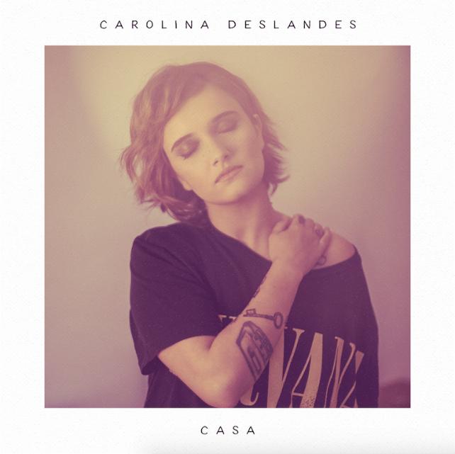 Carolina Deslandes Casa Carolina Deslandes Percorre O País No Dia De Lançamento Do Seu Álbum