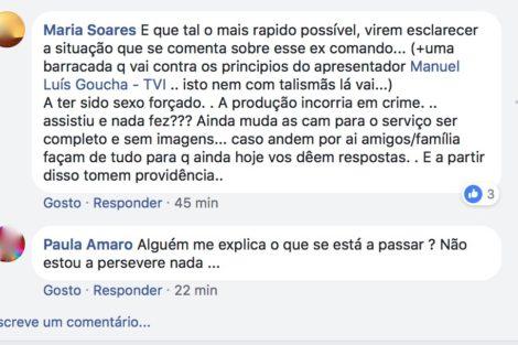 Casa Dos Segredos Facebook Nuno Joanac1 Casa Dos Segredos 7: Nuno Forçou Joana C A Algo Mais?