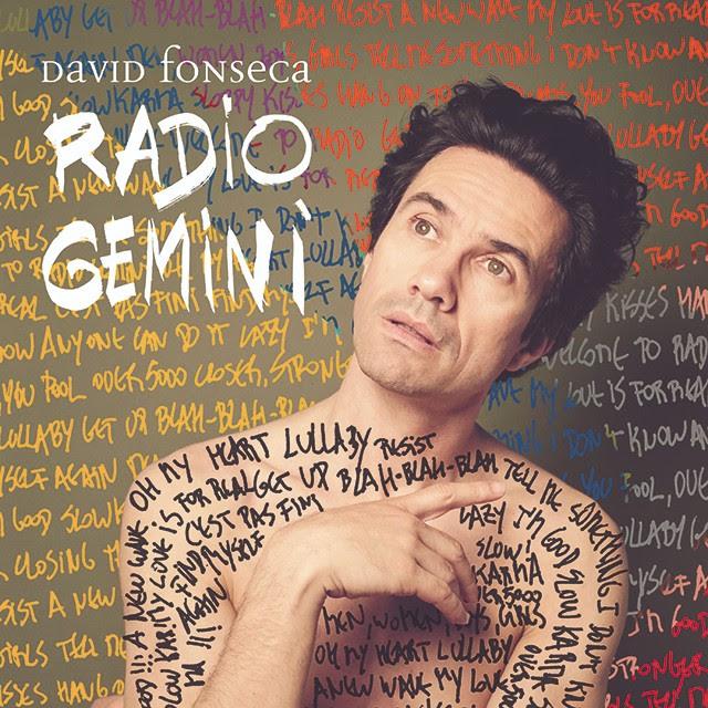 David Fonseca Radio Gemini David Fonseca. Radio Gemini É O Seu Novo Álbum