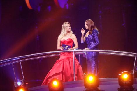 38F6D8B0147Aae0851964B8033098B68 Rtp1 Alcança Liderança Com 1.ª Eliminatória Da «Eurovisão 2018»