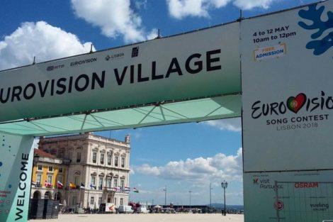 Eurovision Village 1 860X507 Rtp Transmite Concertos Do Eurovision Village