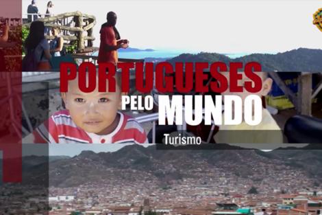 Portugueses Pelo Mundo «Portugueses Pelo Mundo»: Empresários E Empreendedores