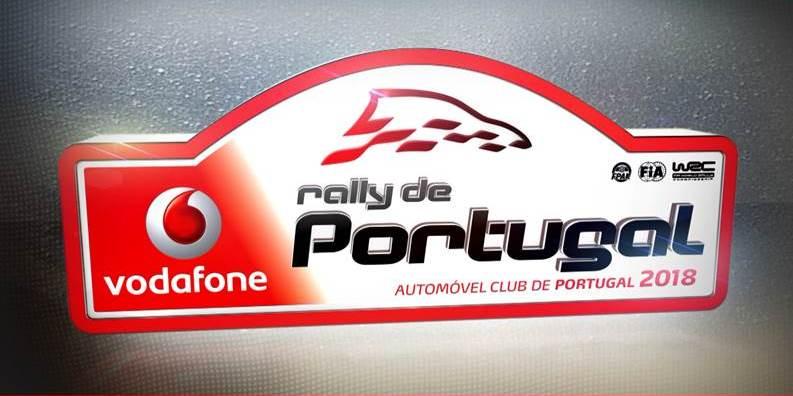 Vodafone Rally De Portugal 2018 Rtp Irá Acompanhar Em Permanência O Vodafone Rally De Portugal 2018