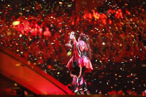A430A529889400B8C63Ba3F106B77Fa3 Final Da «Eurovisão 2018» Foi O Programa Mais Visto Do Dia