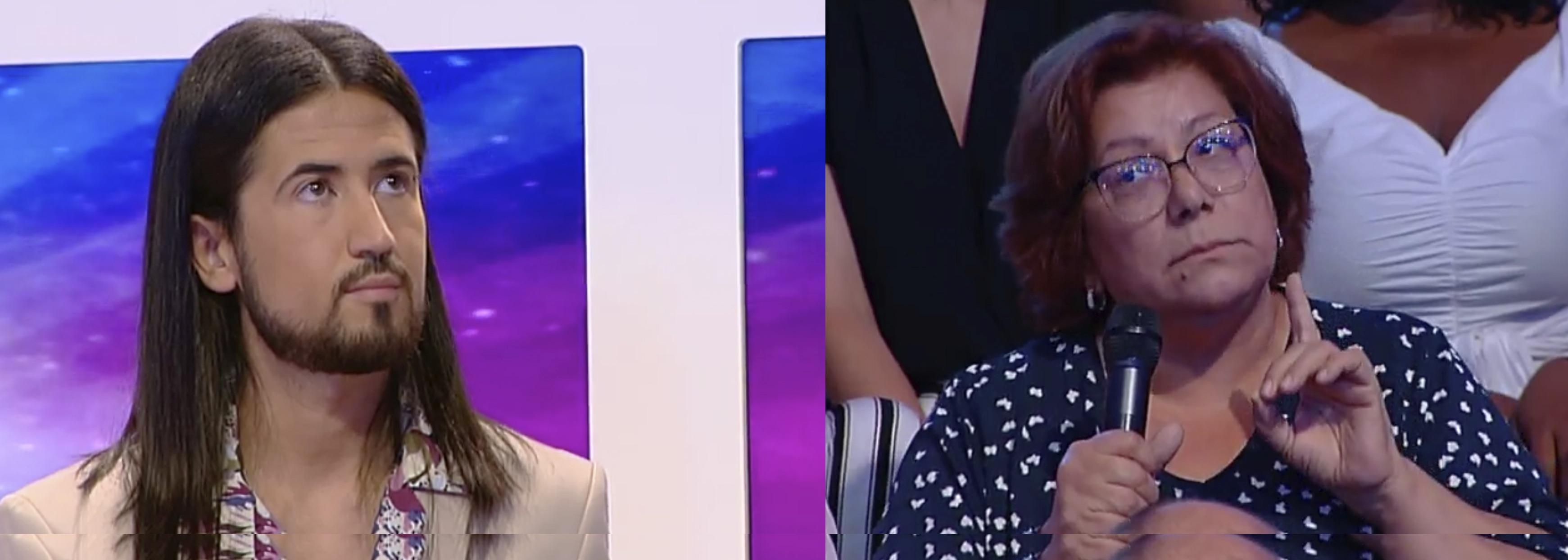 Casa Dos Segredos Cesar Delfina César E Mãe De Gabriela Em Grande Discussão Na Gala