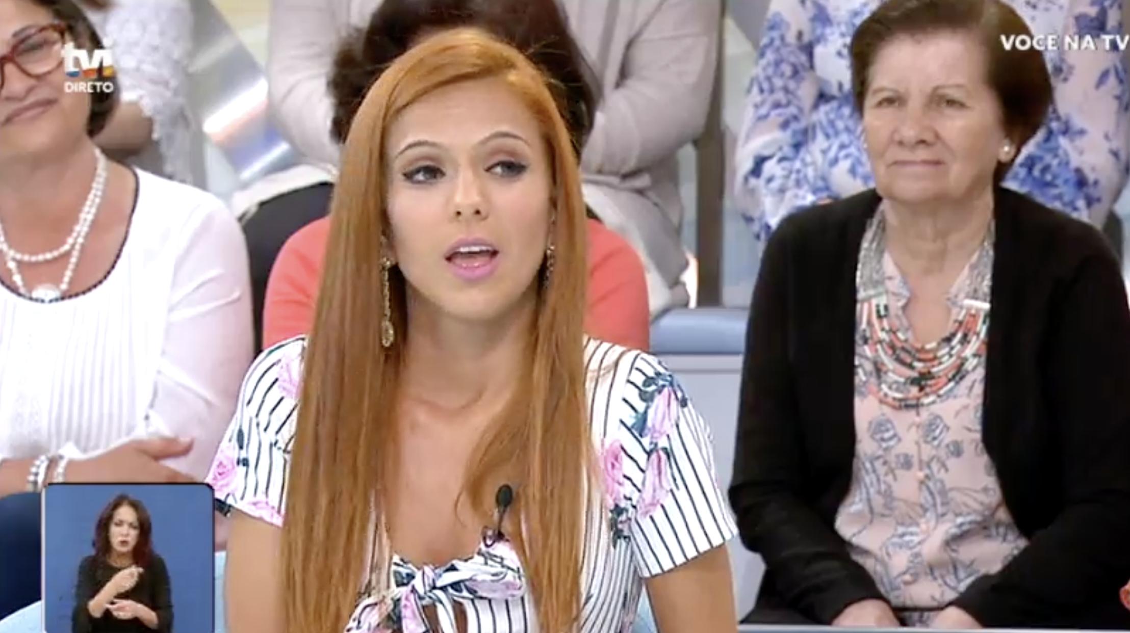 Casa Dos Segredos Gabriela Voce Na Tv Gabriela Sobre Late Night Secret: «A Helena Fez Figuras Tão Tristes»