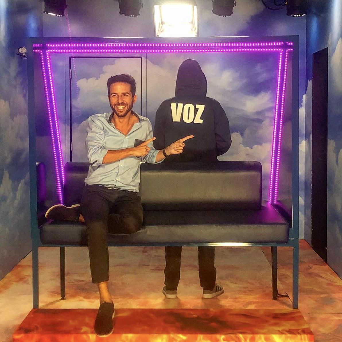 Casa Dos Segredos Voz Big Brother 2020. A Voz Da 'Casa Dos Segredos' É A Voz Do 'Big Brother'