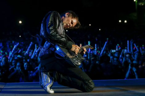 Muse Agencia Zero Muse Arrasam Na Primeira Noite Do Rock In Rio Lisboa 2018