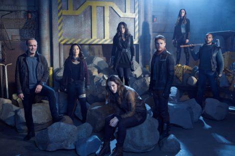 Agents Of S.h.i.e.l.d. Quinta Temporada De «Marvel'S Agents Of S.h.i.e.l.d.» Estreia Na Fox