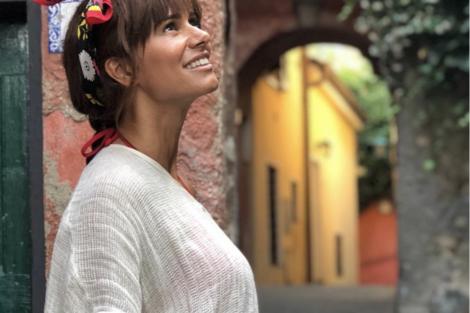Claudia Vieira 2018 2 Cláudia Vieira Faz Mudança De Visual Radical