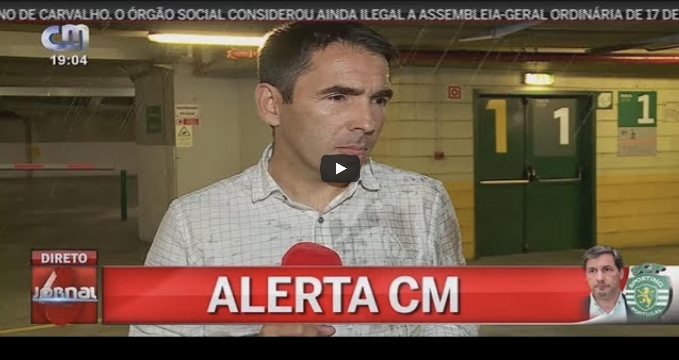 Cmtv Jornalista Leva Banho Sporting Jornalista Da Cmtv É Insultado E Leva Banho Em Direto. Veja O Vídeo