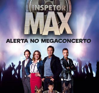 Inspetor Max Depois Da Série, «Inspetor Max» Chega Aos Livros
