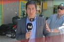 Jornalista Tvi Agredido Estadio Alvalade Jornalista Da Tvi Agredido Durante Direto Em Alvalade. Veja O Vídeo