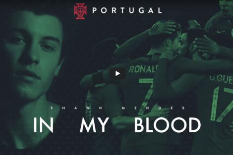 Shawn Mendes Musica Selecao Mundial 2018 Shawn Mendes Canta Música Oficial Da Seleção Portuguesa