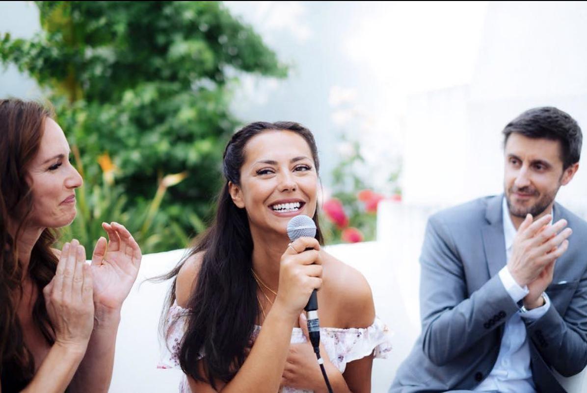 Sofia Ribeiro Confia Sofia Ribeiro Recorda Momento Em Que Foi Mal Tratada Por Uma Colega