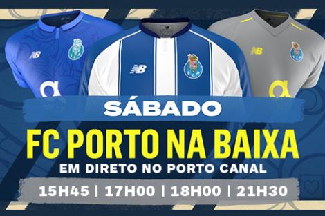 36916372 2189309491096811 7272201637328846848 N «Fc Porto Na Baixa» Em Direto Hoje No Porto Canal