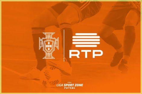 Futsal Rtp Campeonato Nacional De Futsal Muda-Se Da Tvi Para A Rtp