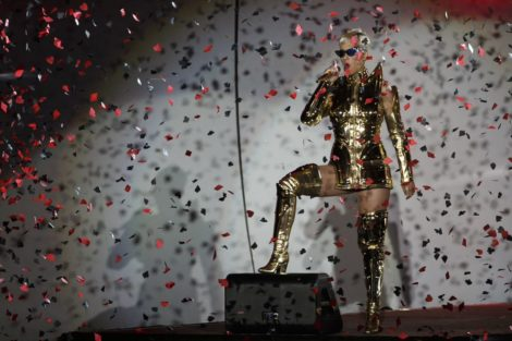 Katy Perry Rock In Rio 2018 Terminou No Feminino