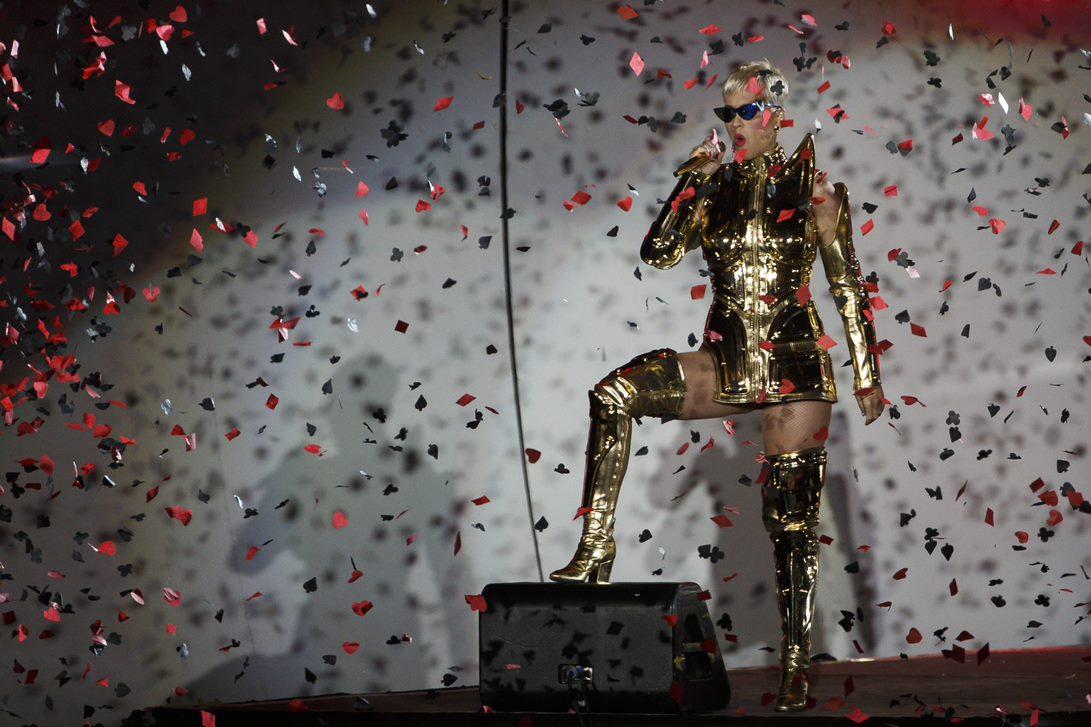 Katy Perry Rock In Rio 2018 Terminou No Feminino