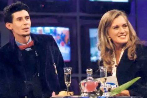 Teresa Guilherme Ze Maria Big Brother 2000 Teresa Guilherme Comenta Estado De Zé Maria