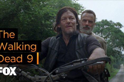 the walking dead season 9 FOX lança primeiro preview da temporada 9 de «The Walking Dead»