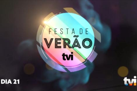 Vt1 Tvi Festeja O Verão Este Sábado À Noite