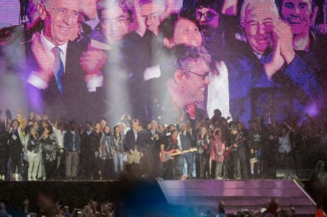 Xutos E Pontapes Rock In Rio Lisboa: 3º Dia A «Meio-Gás» Mas Com As Emoções Em Alta