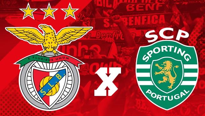 Benfica X Sporting 1 Benfica Vs Sporting Em Direto Na Btv