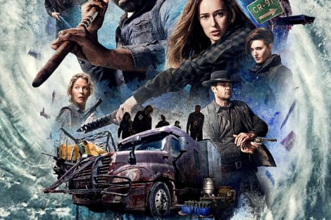 Fear The Walking Dead T5 Segunda Parte Da T4 De «Fear The Walking Dead» Estreia Com Episódio Duplo