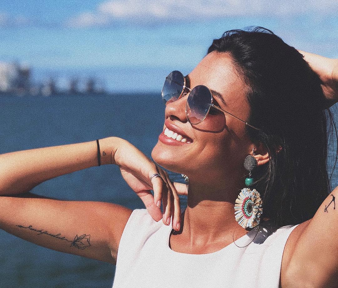 Carolina Loureiro Carolina Loureiro Surpreende Com Novo Look. Veja A Foto