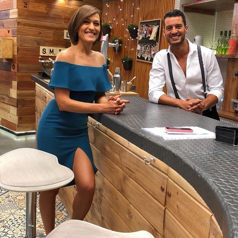 Fatima Lopes Ruben Rua First Date Cristina Ferreira Magoada Com Atitude De Fátima Lopes
