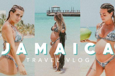 Liliana Filipa Jamaica Liliana Filipa Mostra Tudo Da Viagem A Jamaica