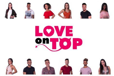 Love On Top 7 Concorrentes Atelevisao Avião Sobrevoa «Love On Top 7» Com Mensagem Arrasadora