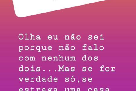Margarida Menezes Arrasa Gabriela Joao 1 Concorrente Da «Casa Dos Segredos 7» Arrasa Gabriela E João